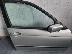 BMW E46 jobb , bal első és hátsó ajtó, visszapillantó, zár, ablakemelő