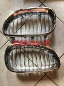 BMW E60 E61 (5-ös) díszrács / vese / hűtőrács cróm - új