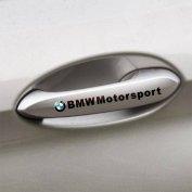 BMW Motor Sport ajtó kilincs matrica