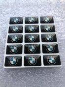 BMW alufelni matrica kék-fehér
