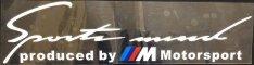 BMW matrica, Sport Mind 45