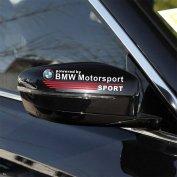 BMW tükör matrica Motor Sport