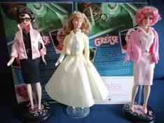 Barbie Grease babák, újszerű, hibátlan