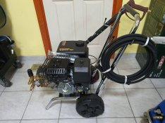 Benzinmotoros magasnyomású mosó