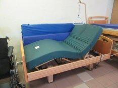 Bérlés bérbe adás Kölcsönzés Elektromos betegágy beteg kórházi ágy