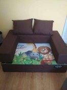 Berry Baby Eladó egyszer sem használt gyerek kanapéágy