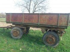 Billentős pótkocsi