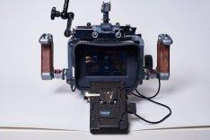 Blackmagic Production Camera 4K szett + Tilta Rig + Akkus + matt doboz