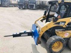 Bobcat Gehl Cat Jcb 1CX Hammer Törőfej , Hidraulikus Bontókalapács