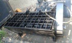 Bobcat S130 betonkeverő kanál eladó