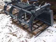 Bobcat S175 Trágyavilla, betonkeverő kanál, kombinált kanál eladó