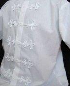 Bocskai ing fehér 5 pántos