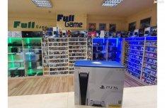 Bontatlan Playstation PS 5 PS5 825GB 20Éve Műk Üzletből 2Év Sony Gar