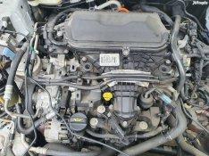 Bontott, Ford mondeo motor komplett hibátlan 2.0 tdci euro5 gyári s-m