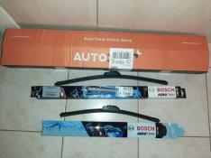 Bosch Aerotwin ablaktörlő lapátok