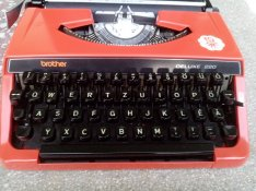 Brother írógép