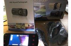 CAR Camera -esemény rögzítő kamera