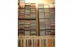 CD gyűjtemény