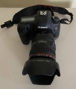 Canon 5D Mark iii + Zoom 24-105mm + Accessories