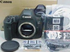 Canon EOS 5DS R 5DSR 50,6MP kameratest Body Mint közelében, a Box-ban