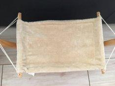 Cica kis testű kutya hinta ágy fekhely fekvőfelület 50 X 30 cm 4000 Ft