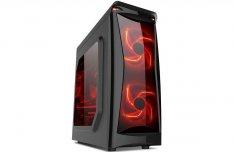 Core I7 3770 Fortnite SSD Gamer PC 8X3.6GHz 16Gb 500Gb AMD R7 350 4GB