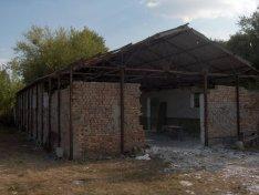 Csarnoképület fémváza eladó bontott állapotban