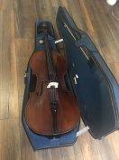 Cselló Violoncello Alt Old Stradivari 4/4