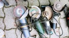 Csőszerelő gépek és szerszámok,--használt-- és szerelési anyagok Eladó