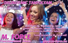 DISCO Tánctanfolyam - Önbizalom növelő táncórákkal - Budapest