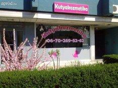 D.Kutyakozmetika Xííí.kerület