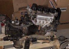 Daewoo Lanos 1.5 Motor lx6 váltó féltengely