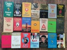 Danielle Steel regények