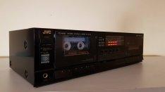 Deck JVC TD-E110G kétt kazettás jó működésű