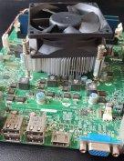 Dell alaplap H61 Core i3-3240, 4GB RAM