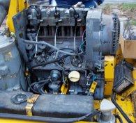 Deutz F3L 1011 motor alkatrészei