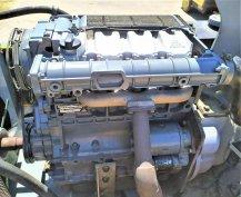 Deutz négyhengeres dizel F4L1011-es motor