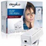 Devolo dlan 200 Avplus Powerline adapter, hálózati kommunikáció