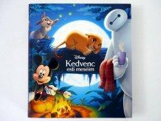 Disney & Pixar - Kedvenc Esti Meséim (2018) - Mesekönyv / Mese Könyv