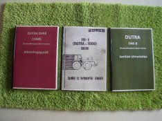 Dutra 1000 (D4K-B) dokumentumok, 1. Kép