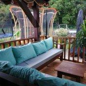 Egyedi Sarokkanapé, kerti bútor, országszerte a gyártótól
