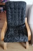 Eladó 2 fotel + kanapéágy