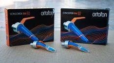 Eladó 2db Ortofon Concorde DJ