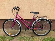 Eladó Attala 26 női kerékpár zsír új első gumival ingyenes kiszállítás