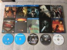 Eladó Blu-ray steelbook filmek