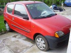 Eladó Fiat Seicento bontott alkatrészek 09-11