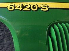 Eladó John Deere 6420 S traktor