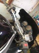 Eladó Kawasaki zxr 750 minden alkatrésze