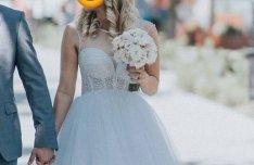 Eladó Sérült menyasszonyi ruha!