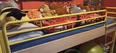 Eladó ágy, gyerekágy, galériás ágy
